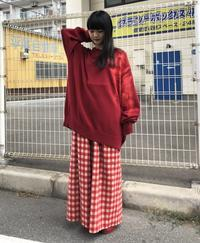 NEW!! ペイントスウェットH/S -FACETASM 2018aw pre- - Doctor Feelgood BLOG