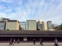 第9回建築三昧「日本の中心」皇居171125 - 建築三昧