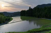 天空の棚田 - katsuのヘタッピ風景