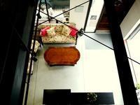 船場盛進堂(松尾捺染)と「にし家」のうどん - 明日はハレルヤ in Bangkok
