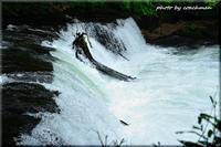 さくらの滝(清里町) - 北海道photo一撮り旅
