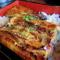 川魚料理 ゆうすげ * うな重と活鮎の塩焼き - ぴきょログ~軽井沢でぐーたら生活~