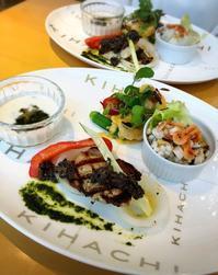692、  キハチカフェ - KRRKmama@福岡 の外食日記