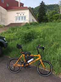 【P-20R】手稲山朝練 〜速いが遅い〜 - 札幌の趣味人KAZ ビボーログ(備忘録)