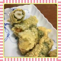 チーズ入りちくわの大葉巻き揚げ - kajuの■今日のお料理・簡単レシピ■