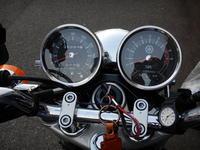 SR400エンジンオイル、オイルフィルター交換 - 私的二輪生活備忘録