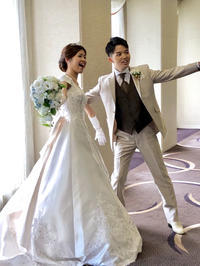 ●結婚式を挙げました( ´ ▽ ` ) - くう ねる おどる。 〜OLダンサー奮闘記〜