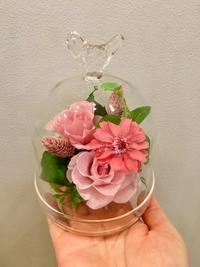 プリザーブドフラワーレッスン - ~ Flower Shop D.STYLE ~ (新所沢パルコ・Let's館1F)
