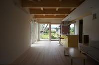僕の仕事『樹間の家』 - 函館の建築家 『北崎 賢』日々の遊びと仕事