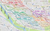東京郊外に残る田園風景ー本宿用水新田堀 - 東京の水 2009 fragments