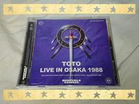 TOTO / LIVE IN OSAKA 1988 - 無駄遣いな日々
