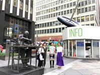 ニューヨークのファッション街生地屋さんツアーで掘り出し物を探す - Sew Easy New York