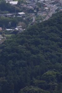 緑濃い山に向かう汽車 - 秩父・2018年初夏 - - ねこの撮った汽車