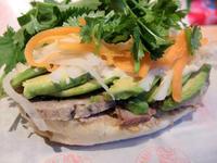 ベトナムサンドイッチ アオサンズ(番外編) - avo-burgers ー アボバーガーズ ー