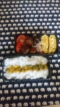 肉団子弁当 - trintrin☆dolce☆
