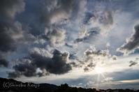 曇り空 - 撃沈風景写真