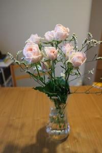 お花のプレゼント - 我が家の暮らし