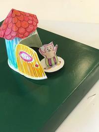 病み上がり工作『マグネット・シアター』 - キッズクラフト子ども絵画造形教室・大阪市淀川区と豊中・箕面