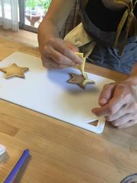 アイシングクッキー スタート講座レッスン - 調布の小さな手作りお菓子教室 アトリエタルトタタン