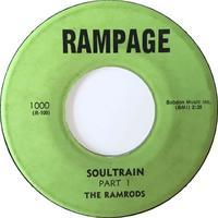 The ‎Ramrods – Soultrain - まわるよレコード ACE WAX COLLECTORS