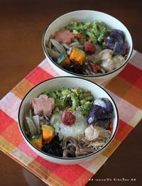 惣菜ボール ✿ チキンカレー(๑¯﹃¯๑)♪ - **  mana's Kitchen **