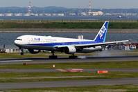2018 春の羽田空港 その9 ANA B777-300、-300ERのランディング - 南の島の飛行機日記