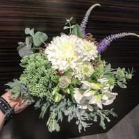 初夏のブーケ - 香川県高松市の花屋さん「ぐれいと」