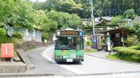 バスの終点へ行こう008:都営バス 上成木バス停(青梅市)、そして高水山へ - 蜃気楼の如く