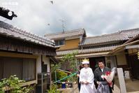 2018/6/24自宅で花嫁さんになる - 「三澤家は今・・・」