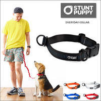 STUNT PUPPY [スタントパピー] EVERYDAY COLLAR [EC001] カラー・リード・首輪MEN'S/LADY'S - refalt blog