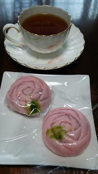 和菓子と紅茶 - 炭酸マニア Vol.3