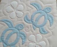 ベビーホヌ - ほっと一息・・~Sakura's Hawaiian QuiltⅡ
