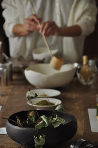 日本茶こよみ〜「心たのしきは花のめぐみ」参加者募集 - きままなクラウディア