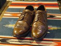 """ Churchill "" Wing Tip Shoes!! - BAYSON BLOG"