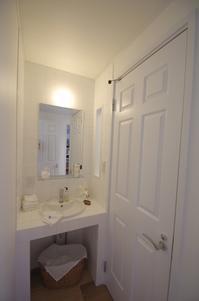 タイルの洗面化粧台 - K+Y アトリエ一級建築士事務Blog