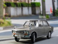 プラモデル製作記録:ニッサン ブルーバード510 - Ryoの横濱Life Timeline