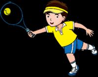 テニスプログラム 第44期日程 - スペシャルオリンピックス日本・兵庫 西宮プログラム