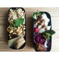 尻事情と、中華鶏ハムBENTO - Feeling Cuisine.com