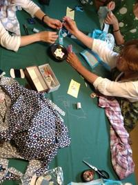 『ちくちく手縫いの会』ご案内:追記 - MOTTAINAIクラフトあまた 京都たより