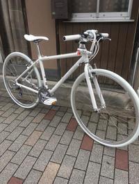 FUJI パレット納車です! - 自転車屋 TRIPBIKE