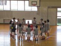 20180623,24_県南・豊肥_錬成会 - 日出ミニバスケットボール