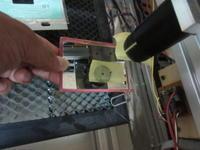 レーザー加工機光軸調整 - ichibey日々の記録