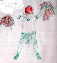 黒子のバスケ - たなかきょおこ-旅する絵描きの絵日記/Kyoko Tanaka Illustrated Diary