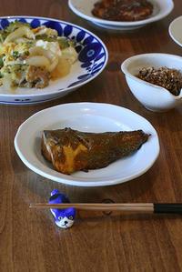 鯖の味噌煮とゴーヤの日 - KICHI,KITCHEN 2