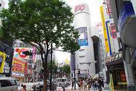 6月27日㈬の109前交差点 - でじたる渋谷NEWS