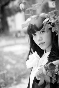 残像の記憶沙希01-04 - K.Sat写真の目線