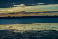 記憶の残像 2018年北への旅立ち青森県三沢市 小川原湖 - ある日ある時 拡大版