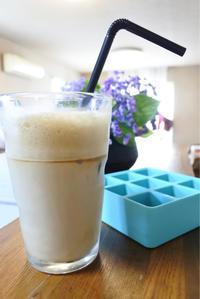 カフェ・シェケラート w milk - ヒトリゴトゴハン