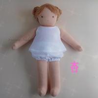 サニーサイド風「マイドール」が誕生! - Sunny Side~ウォルドルフ人形C体・B体手作り服