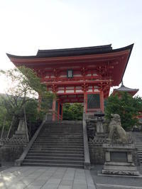 京都滞在二日目は、早朝の清水寺からスタート!  - mayumin blog 2
